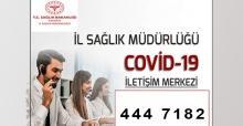 Covid-19 İletişim Hattının numarası değişti