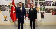 AK Parti Sakarya'da görev değişikliği
