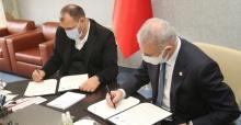 Ortak projenin protokolü imzalandı
