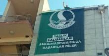 Sakaryaspor'a sağlıkçılardan destek