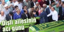 Hacı Ömer Dişli son yolculuğuna uğurlandı