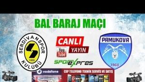 BAL Ligi baraj maçı başladı