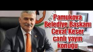 Detay Siyaset bu hafta Pamukova Belediye Başkanı Cevar Keser'i ağırlıyor - 28.04.2016