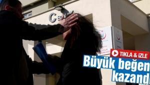 Sağlık Müdürlüğü personelinden 'Kadına Şiddet' kısa filmi