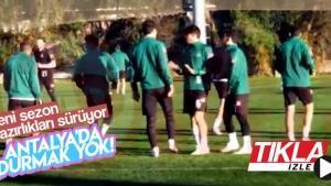 Sakaryaspor'un yeni sezon hazırlıkları sürüyor