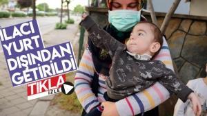 Yusuf bebek ve ailesini mutlu eden haber